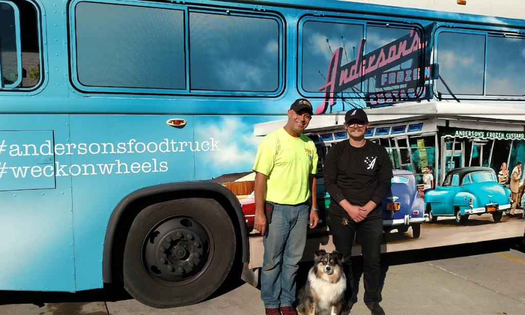 Anderson's Food Truck Bus Repair Buffalo NY