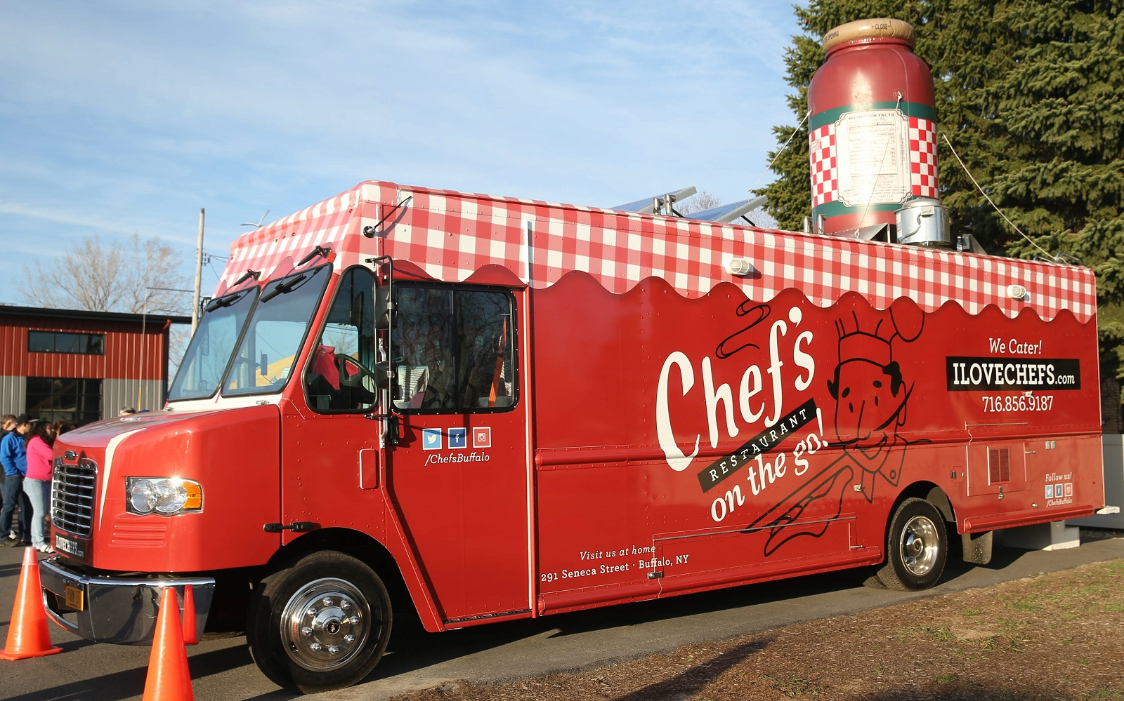 Chef's Food Truck Buffalo