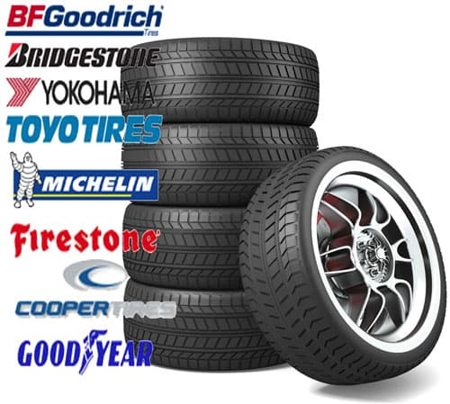 Bison Fleet Specialist has access to many major brand name tires making tire repair problems easy