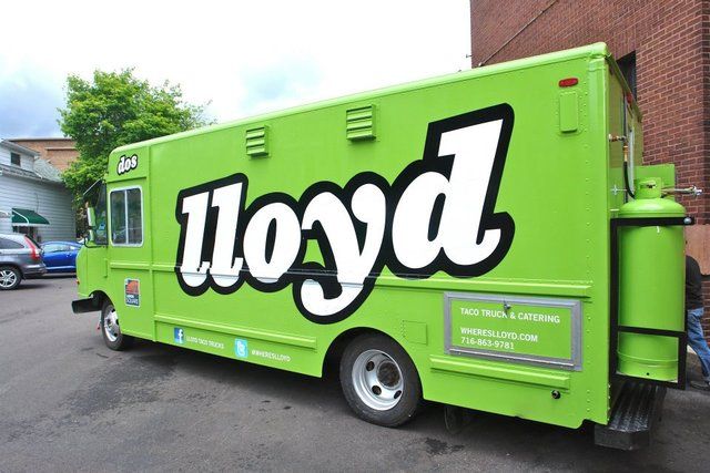 Lloy'ds Food Truck Buffalo