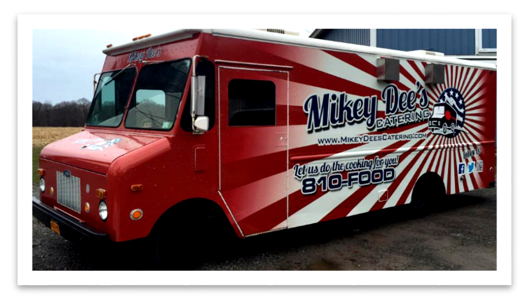 Mikey Dee's Food Truck Buffalo
