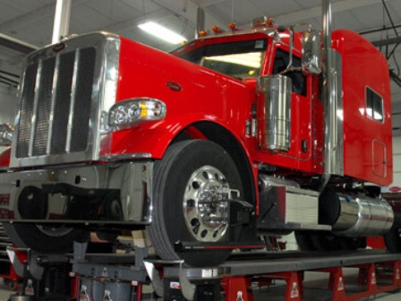 Large Truck Service and Repair WNY Buffalo