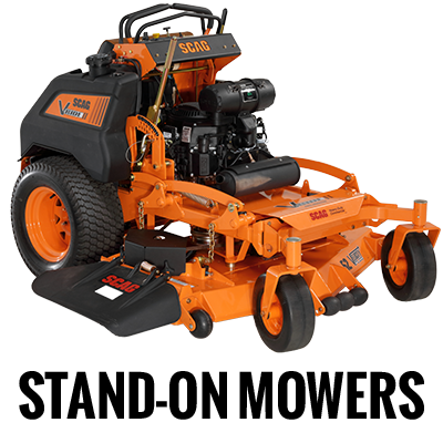 Scag Stand-On Mowers in Buffalo, NY
