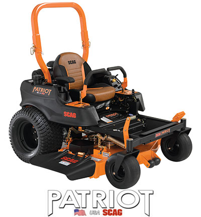 Scag Patriot - Bison Fleet Specialists - Buffalo, NY