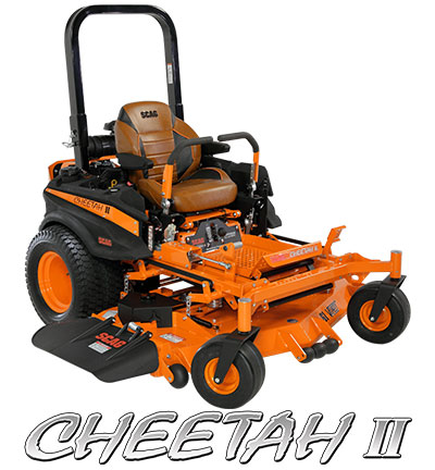 Scag Cheetah II - Bison Fleet Specialists - Buffalo, NY