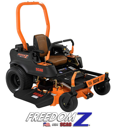 Scag Freedom Z - Bison Fleet Specialists - Buffalo, NY
