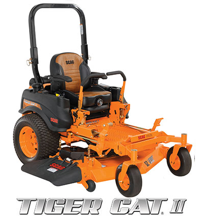 Scag Tiger Cat II - Bison Fleet Specialists - Buffalo, NY