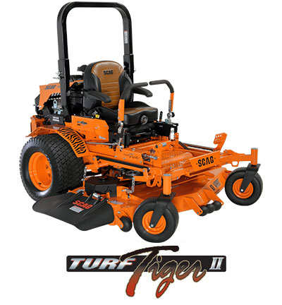 Scag Turf Tiger II - Bison Fleet Specialists - Buffalo NY