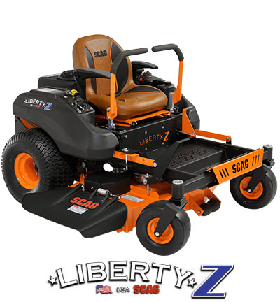 Scag Liberty Z - Bison Fleet Specialists - Buffalo, NY